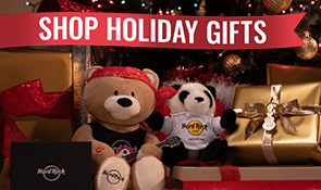 Hard Rock Holiday Shop