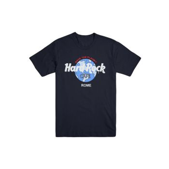 Unisex Rome Save The Planet Throwback Tee