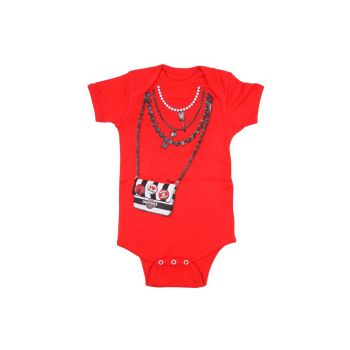 Girls Infant Purse Onesie