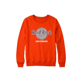 Amsterdam Throwback Logo Sweatshirt