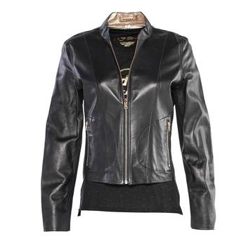 Women's LAMARQUE Chapin Reversible Leather Jacket
