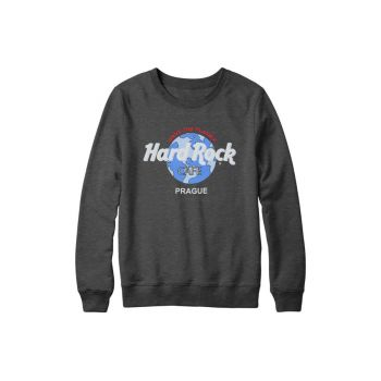 Prague Save The Planet Throwback Logo Sweatshirt