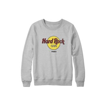 Paris Throwback Logo Sweatshirt