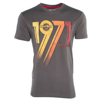 Men's Heritage 1971 Logo V-Neck Tee