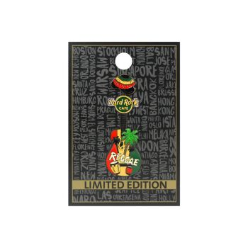 2018 Music Genre Guitar Pin Series Reggae