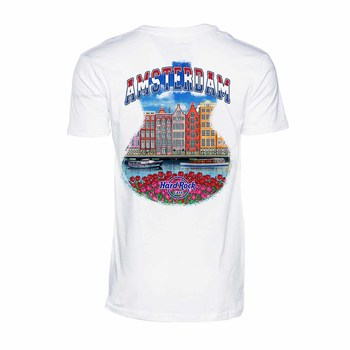 Men's Guitar City Art Tee