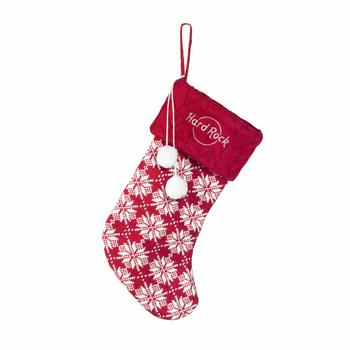Hard Rock Holiday Stocking