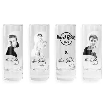 Elvis Limited Edition 4 Pack Cordial Set