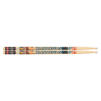 Country Colors City Art Drumsticks