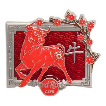 2021 Chinese New Year Prototype 3D Pin