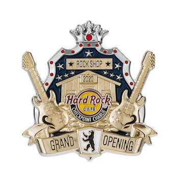 Grand Opening Checkpoint Charlie Pin
