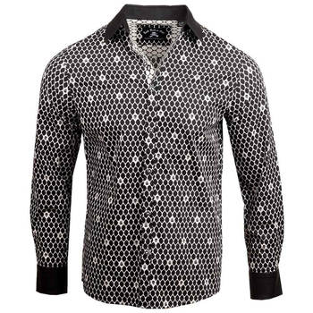 Men's Rock Roll 'n Soul Overkill Honeycomb Skull Shirt
