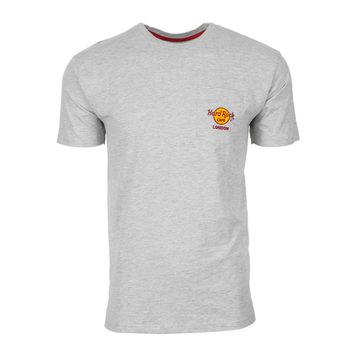 Men's Classic Logo Pocket Tee