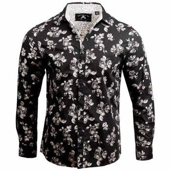 Men's Rock Roll 'n Soul Flower Well Shirt