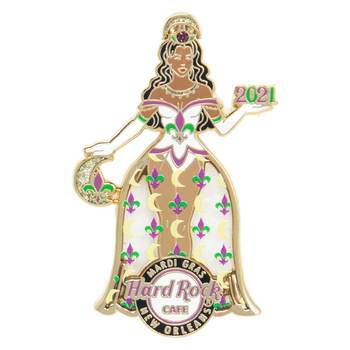 2021 Mardi Gras Queen Pin