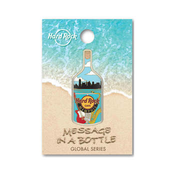 Memphis Message In A Bottle Pin