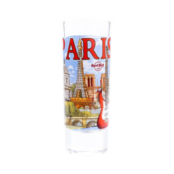 Europe City Shot Glass