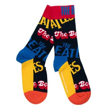 Beatles In The Name Sock