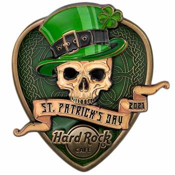 2021 St. Patrick's Day 3D Pin