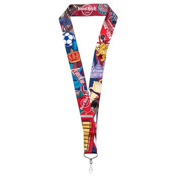 London City Art Lanyard