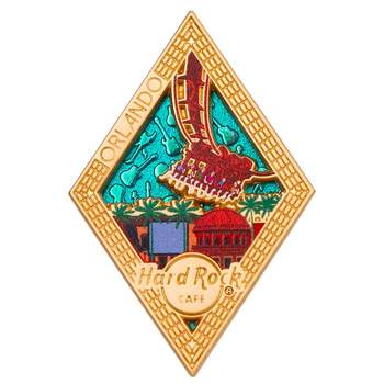 Diamond Puzzle Series Pin Orlando