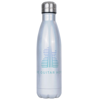 The Guitar Hotel Iridescent Water Bottle