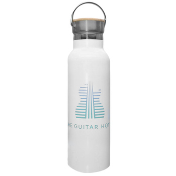 Guitar Hotel Stainless Steel Water Bottle