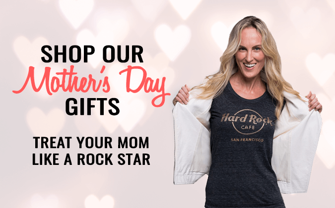 Hard Rock Gifts for Mom