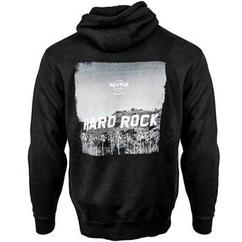 Unisex Hard Rock Hollywood Sign Hoodie