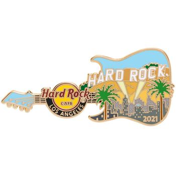 Hard Rock Hollywood Sign Pin