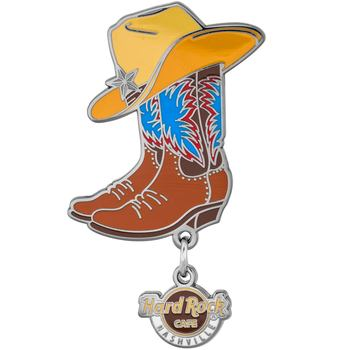 Nashville Festival Dangle Pin