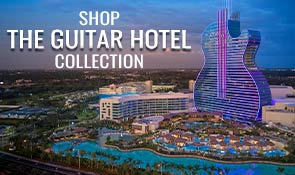Shop The Guitar Hotel Collection
