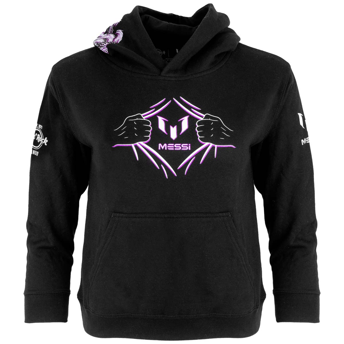 Youth Messi Breakout Hoodie