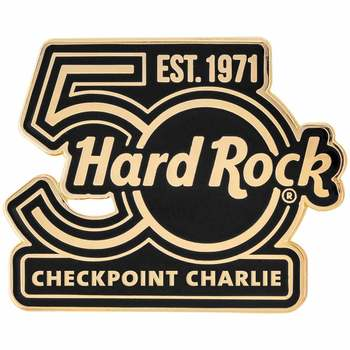 50th Anniversary Core Pin Checkpoint Charlie