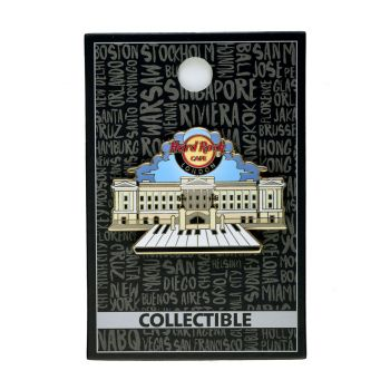 London Buckingham Palace Pin