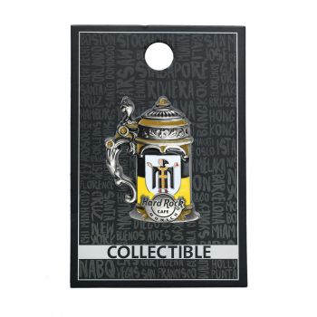 Munich 3D Traditional Beer Stein Pin