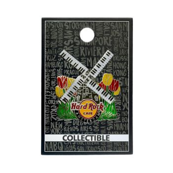 Amsterdam Windmill Pin