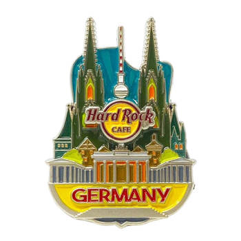 3D Country Icon Pin Germany