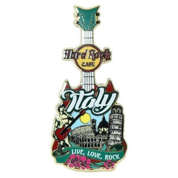 Country Guitar Pin Italy