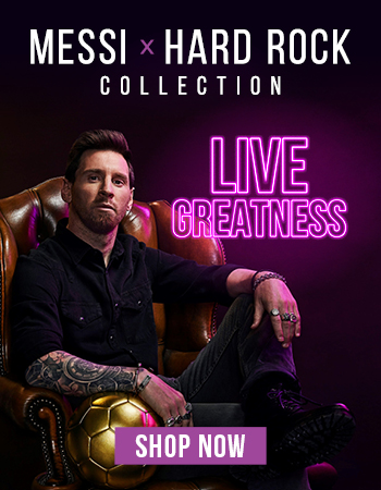 Hard Rock Messi Collection