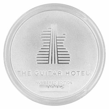 The Guitar Hotel Numbered Limited Edition Coin