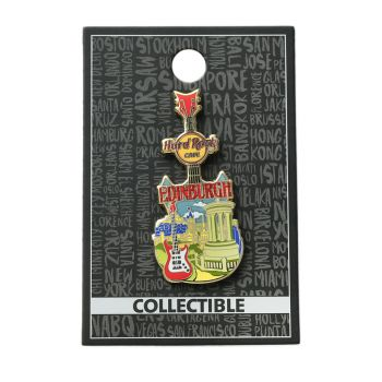 Core Europe City Art Pin