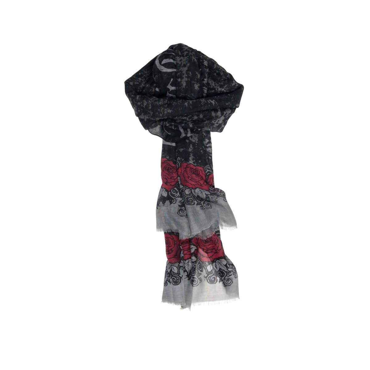 Take Time to Be Kind Roses Scarf