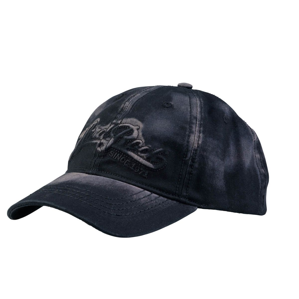 Washed Embroidered Logo Hat