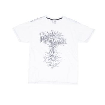 Men's Rooted in Rock V-Neck Tee