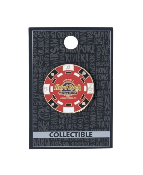 Hollywood Hotel Casino Chip Pin