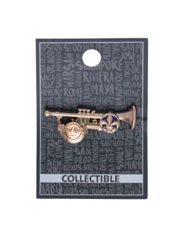 New Orleans Core Satchmo Pin