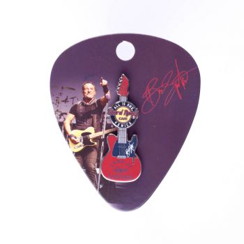 Bruce Springsteen Sig Series 36 Pin