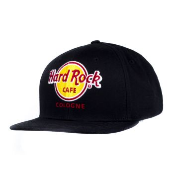Hard Rock Logo Flatbill Hat